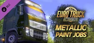 euro truck simulator 2 metallic paint jobs pack on steam