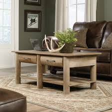 amazon com sauder boone mountain coffee table kitchen u0026 dining