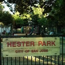 hester park playgrounds 1578 naglee ave rose garden san jose