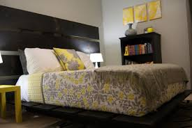 Blue And Gray Bedroom by Yellow And Gray Bedroom Chuckturner Us Chuckturner Us