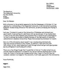 College Application Letter For Leave Effective Application For Better Business Letter Writing Tips