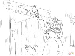 plagues of egypt coloring pages free coloring pages