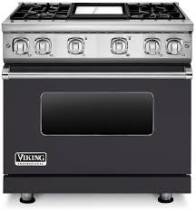 viking vgr73614gss 36 inch 7 series gas freestanding range with