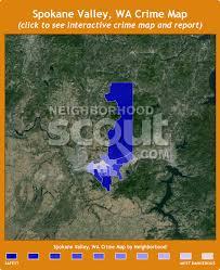 spokane zip code map spokane valley crime rates and statistics neighborhoodscout