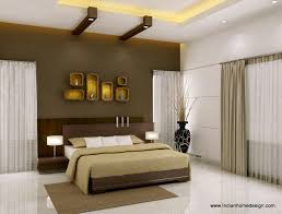 Brown Bedroom Designs Ravishing Brown Bedroom Wall Design With Magnificent Modern Bed
