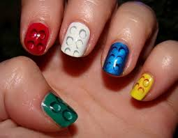 easy nail art characters ideas for a trendy nail design
