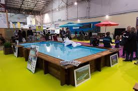 spa d exterieur bois galerie photo du salon piscine u0026 jardin