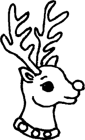 100 ideas rudolph printable coloring pages on gerardduchemann com
