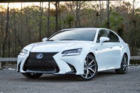 lexus generations 2016 lexus gs 450h f sport driven review top speed
