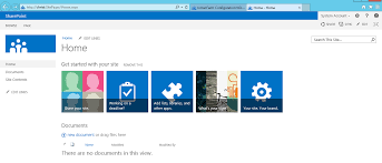 sharepoint 2013 foundation preview steps by steps setup and
