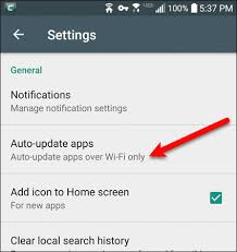 how to update apps android how to update android apps automatically manually