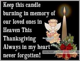 in memory of loved one on thanksgiving pictures photos and