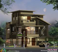 Home Design 100 Sq Yard May 2017 Kerala Home Design And Floor Plans