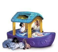 Little Tikes Toddler Bed Little Tikes Noah U0027s Ark Toddler Bed U2014 Qvc Com
