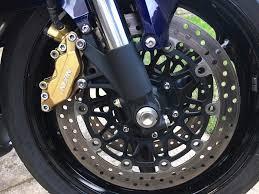 honda cbr 929 rr fireblade yellow blue 25 827 miles fsh 2 prev