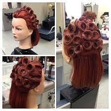 pin curl hairstyles awesome pin curl hairstyles for hair pin