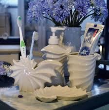 White Bathroom Accessories Ceramic by Cheap Bathroom Accessories Ceramic Find Bathroom Accessories