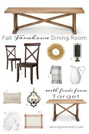 farmhouse dining chairs target harvester x back dining chair set