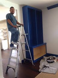 Blue Bookcases Out Cobalt Blue Bookcases Are Finally Installed Jill Sorensen