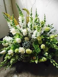 funeral floral arrangements sympathy floral arrangement s petal and crumb