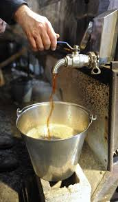 Backyard Maple Syrup by Maple Syrup Hobby On The Rise Newstimes