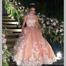 quinceanera dresses light pink 2018 new sweet 16 year lace chagne quinceanera dresses