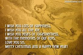 i wish you lots of happiness message for