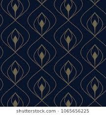 kimono repeat pattern peacock repeat pattern feather ornament on stock illustration