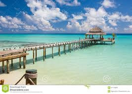 maldives water bungalow in the ocean royalty free stock photos