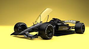 Enclosed Car Canopy by What F1 Cars Would Look Like If F1 Got Its Act Together Wired