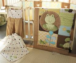 Frog Baby Bedding Crib Sets Ups Free 9 Pieces Baby Crib Bedding Set Frog Turtle Newborn Bed