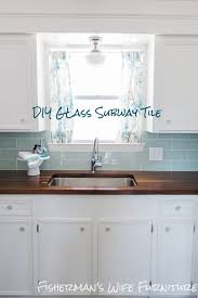 kitchen how to create a colorful glass tile backsplash hgtv lowes