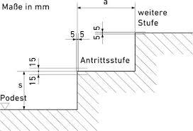 treppen din 18065 pdf din 18065