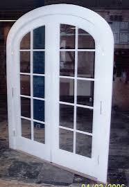 Custom Size Exterior Doors Arch Top Doors Custom Made Built Wood Interior Exterior