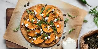 patate douce cuisine pizza d épeautre à la patate douce marabout côté cuisine