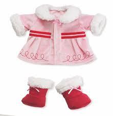 manhattan baby stella warm wishes winter coat baby