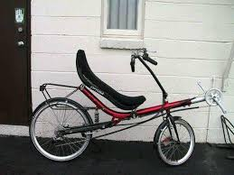 Recliner Bicycle by Clbot Cl Optima Lynxx Recumbent Bike Town West Area 700