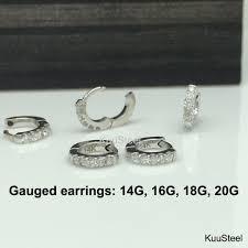 hoop earring on cartilage men s earrings men s hoop earrings cartilage earrings