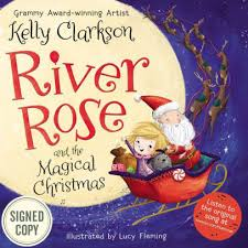 Susan Wallace Barnes Christmas Cards River Rose And The Magical Christmas Signed Book By Kelly