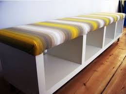 10 imaginative storage bench ideas