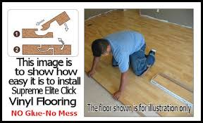 How To Install Hardwood Floors On Concrete Without Glue - natural elegance elite waterproof northern lights