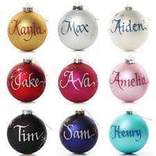 buy personalised tree decorations in australia