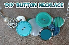 button necklace how to whitney sews youtube