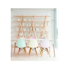 Pastel Dining Chairs Magnificent Charles Eames Style Chair Charles Eames Style Pastel
