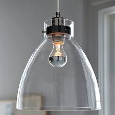 Glass Kitchen Light Fixtures Glass Kitchen Light Fixtures Clear Glass Hanging Light Fixtures