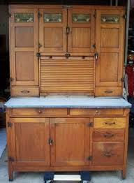Kitchen Cabinets Oak 1920 U0027s Rare Antique Oak Hoosier Kitchen Cabinet Cupboard W