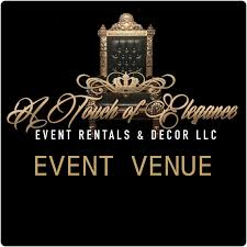 elegance a touch of elegance event rentals decor llc event planner new