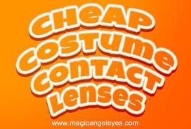 contacts halloween cheap home