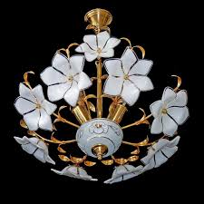 Murano Glass Flower Chandelier Best Hier Antiques And Art Gallery Images On Gold Chandelier Murano