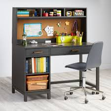 Kids Furniture Desk by Cargo Kids Desk Grey The Land Of Nod
